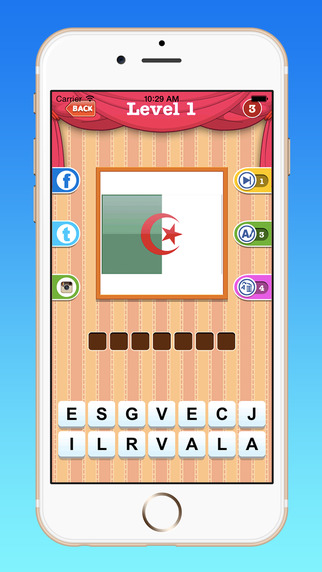 Flag Quiz - World Flags Quiz