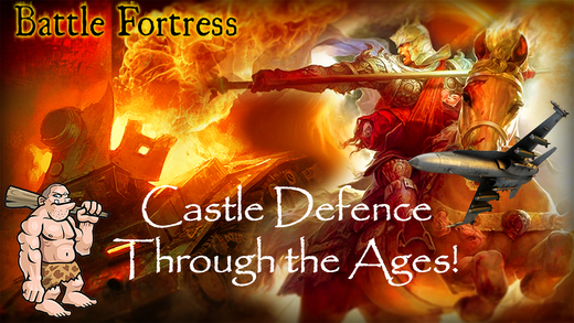 Battle Fortress Castle Defense War – Fire Age Screenshots