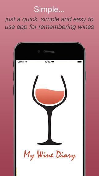My Wine Diary Pro