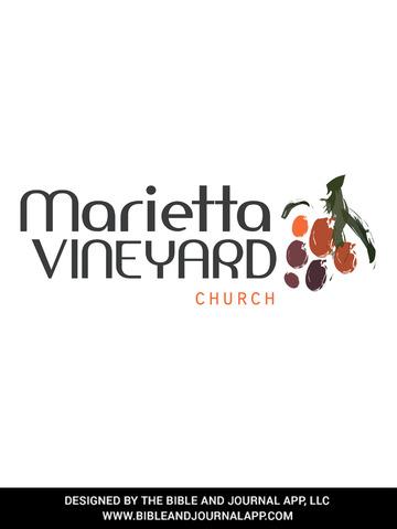玩免費生活APP|下載Marietta Vineyard Church (Official) app不用錢|硬是要APP