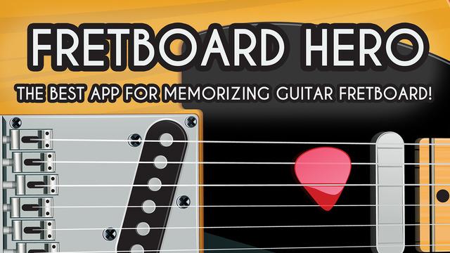 Fretboard Hero