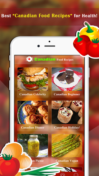 Canadian Food Recipes - Best Foods For Health