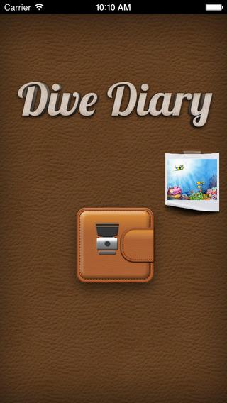 Dive Diary
