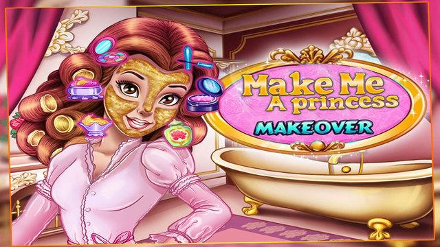 Make Me Princess Style - Free Girl's Game