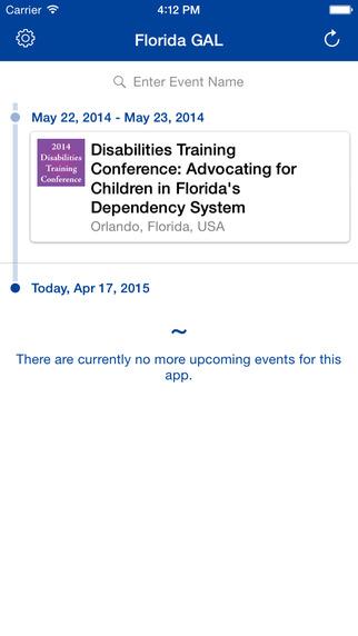 【免費商業App】Florida GAL Program-APP點子