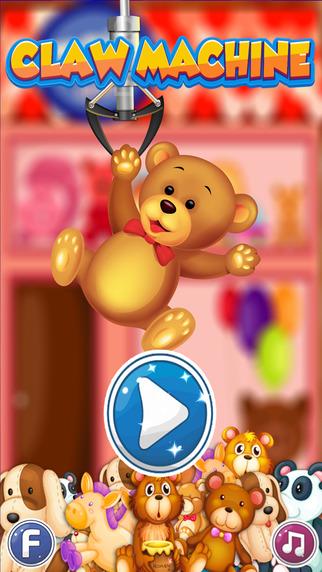 A Adorable Teddy Bear Grabber - Stuffed Animal Claw Machine