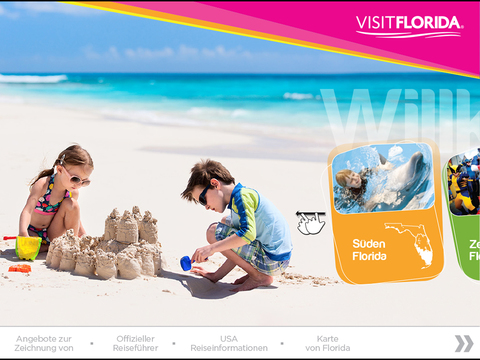 Visit Florida Offizieller Reiseführer