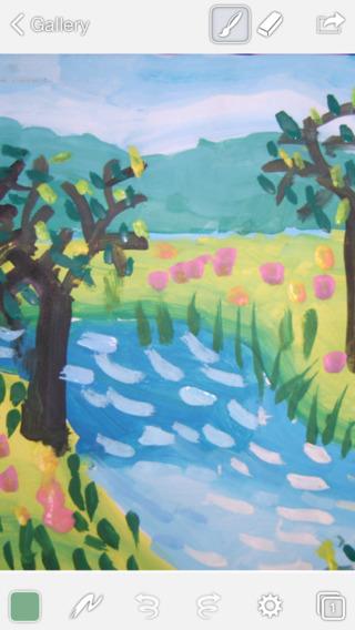 Artist Painting Workshop HD
