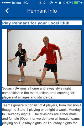 Squash SA screenshot 3