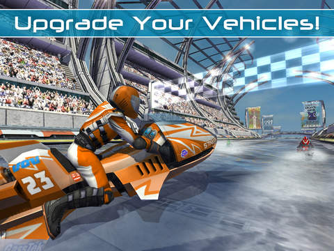 Riptide GP2 For iOS/TV Has First Free Sale In Two Years