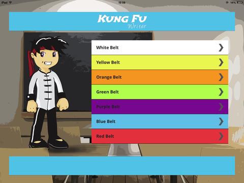 Kung Fu Writer