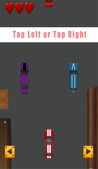 Fast n Furious Racewars - Quick Tap To Change The Lanes