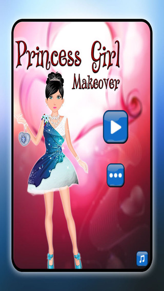 Princess Girl Makeover: Girls Game