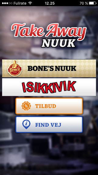Take Away Nuuk