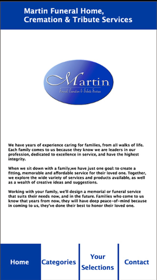 Martin Funeral Cremation and Tribute Services