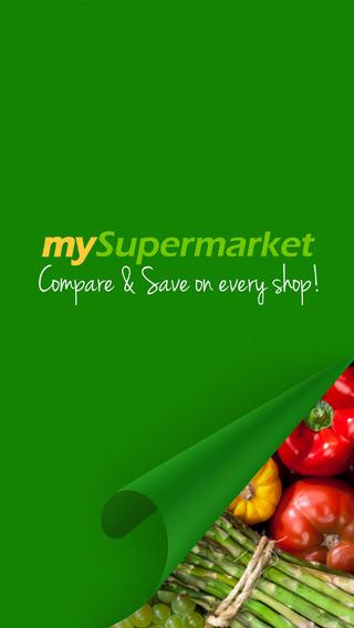 mySupermarket – Grocery Shopping List