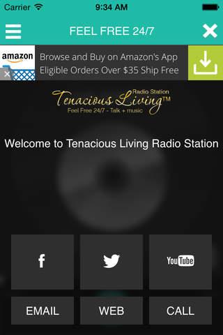 Tenacious Living Radio screenshot 3