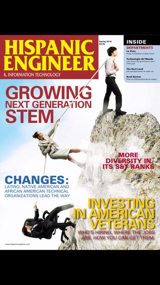 Hispanic Engineer Information Technology