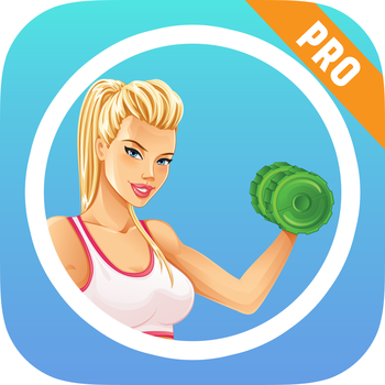 Workout Routines for Women Pro - Home dumbbell strength training plan for weight loss & flat stomach 健康 LOGO-玩APPs