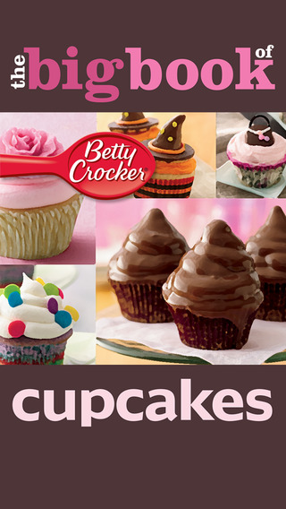 Cupcakes: Betty Crocker The Big Book of Series