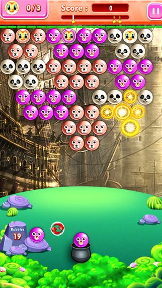 Wubble Bubble Struggle - Pirates Bubbler Shooter