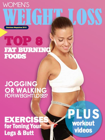 Women's Weight Loss Workouts Secrets Magazine|玩健康App免費|玩APPs