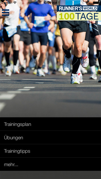 RUNNER'S WORLD: Marathon in 100 Tagen Screenshots