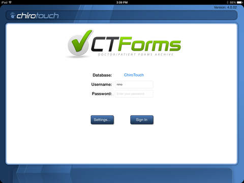 CT Forms Mobile 6.2