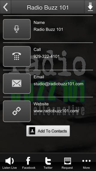 Radio Buzz 101