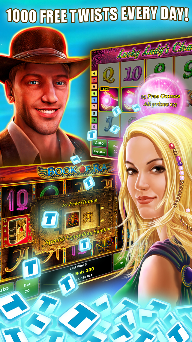 gametwist casino online free spiele book of ra