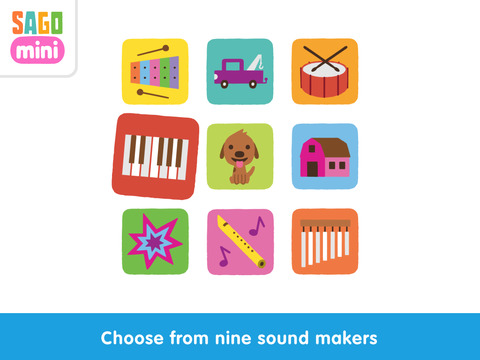 Sago Mini Sound Box Screenshots