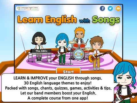 Learn English with Songs HD