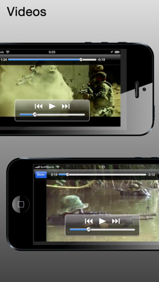 iSpecial Forces iPhone Screenshot 2