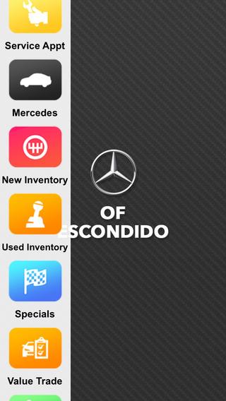 Mercedes-Benz of Escondido Dealer App