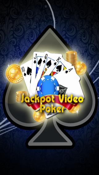 Jackpot Video Poker 'Free Poker Game'