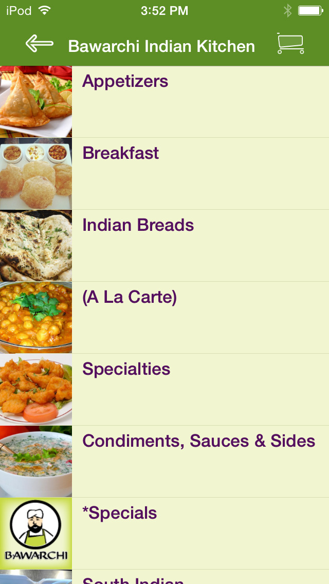 Bawarchi Indian Kitchen Free Download Ver 3 1 0 For Ios