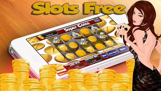 AAA Aces Super Coins FREE Slots Game