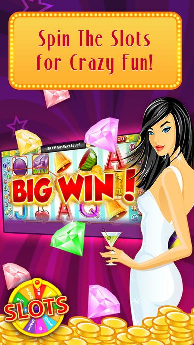 Screenshot 1 Колесо удачи слотов -по Казино Fortune- онлайн игра казино машин!
