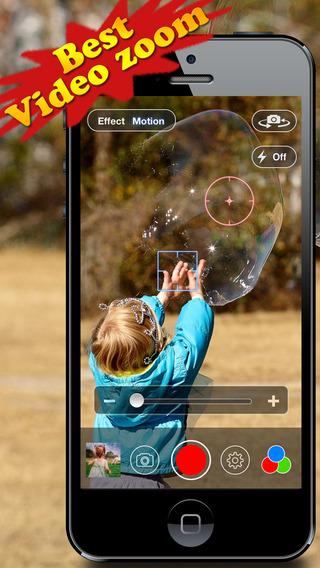 Video Zoom Pro – 拍视频途中也可以暂停[iOS][¥12→0]丨反斗限免