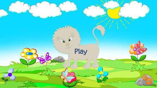 Joyful Animals for Kids - children education game - All Rounds
