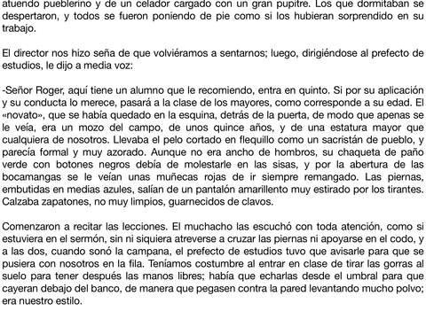Madame Bovary [Español] iPad Screenshot 1