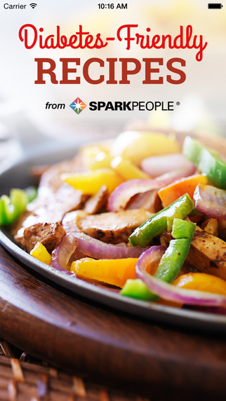Diabetes-Friendly Recipes from SparkPeople