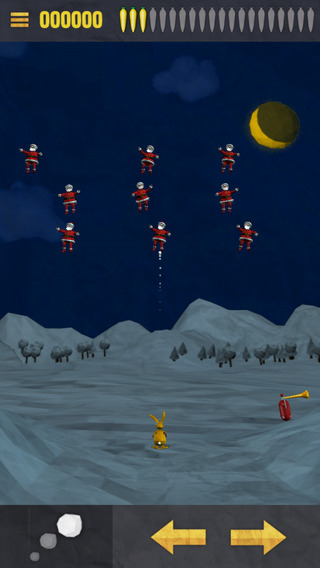 Xmas Invaders 3D