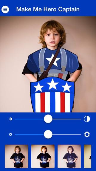 Make Me Hero Captain PRO