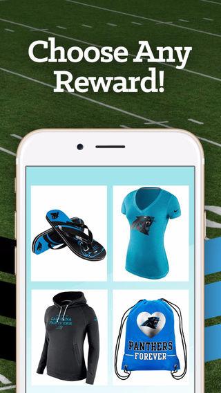 玩免費運動APP 下載Carolina Football Louder Rewards app不用錢 硬是要APP