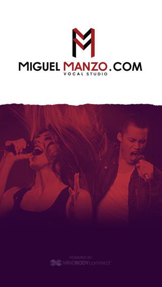 Miguel Manzo Vocal Studio