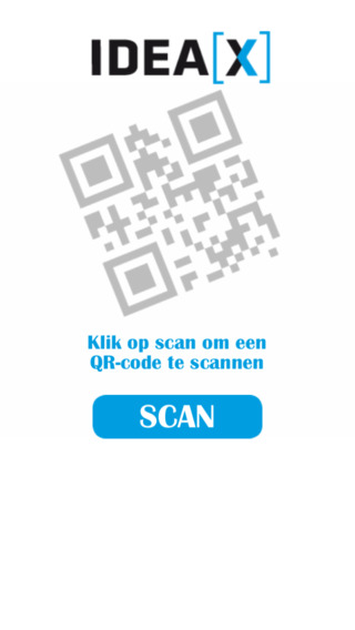 Idea-x QR Scanner