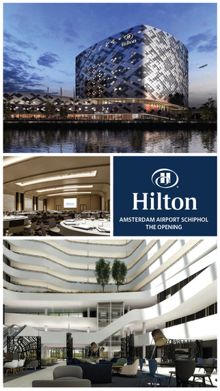 New Hilton Amsterdam Airport