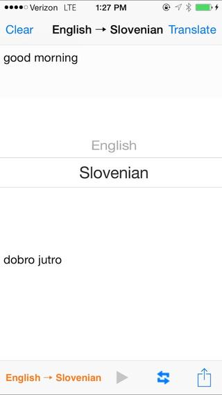 English Slovenian Translator