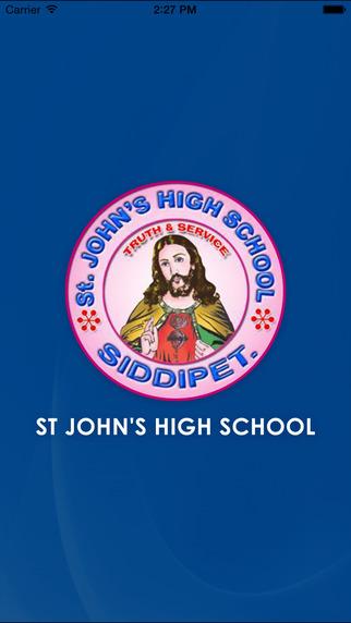 St John's High School - Skoolbag